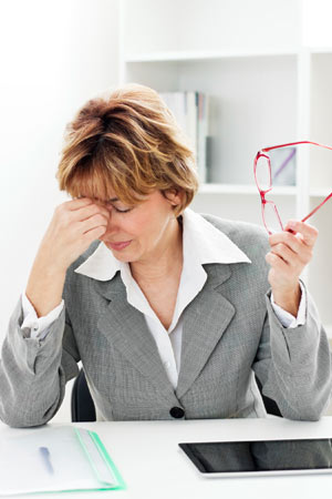 problems during menopause