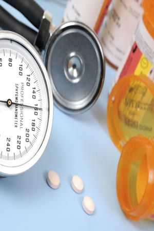 High Blood Pressure Drug May Treat Migraine
