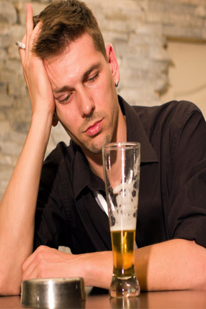 alcohol affect on memory