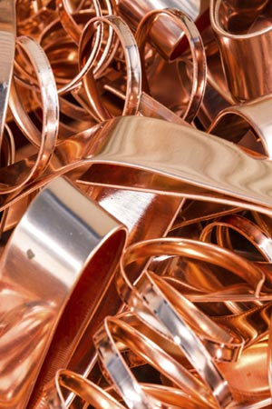 Copper treat deadly infections