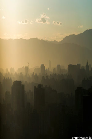 smog increases risk of heart attack