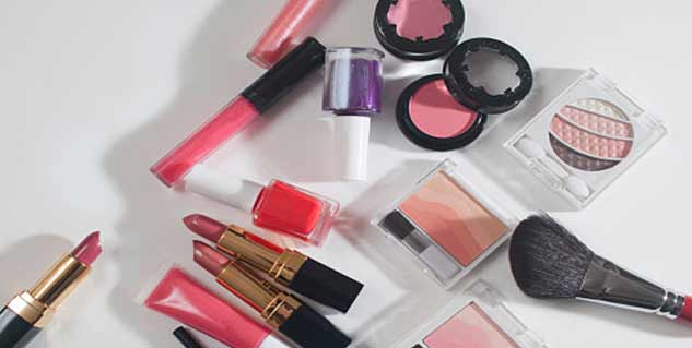 cosmetics in hindi