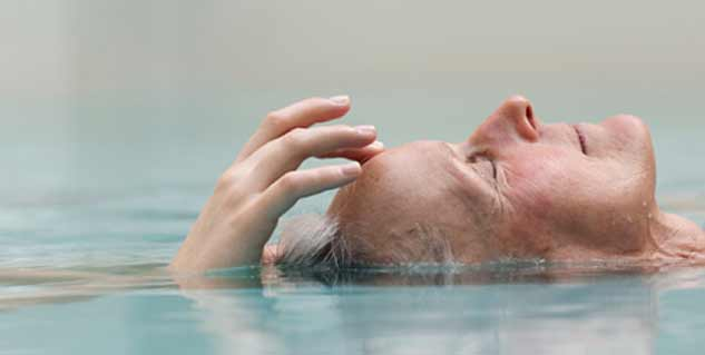 hydrotherapy for dipression