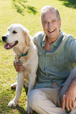 dogs keeps you young in old age in hindi