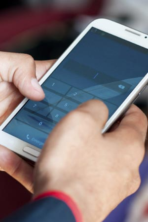 Smartphone will Tell About Cancer in Hindi