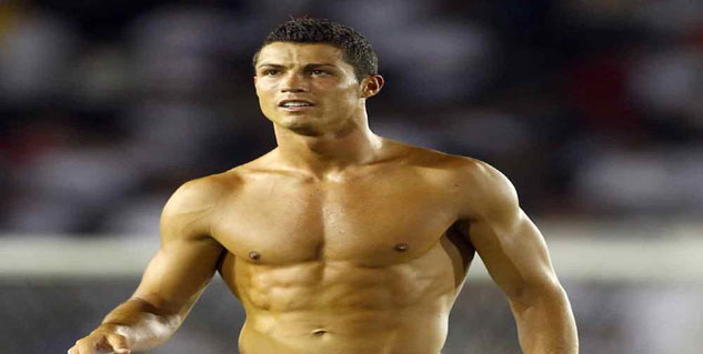 six packs like cristiano ronaldo