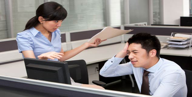 handling annoying co-workers
