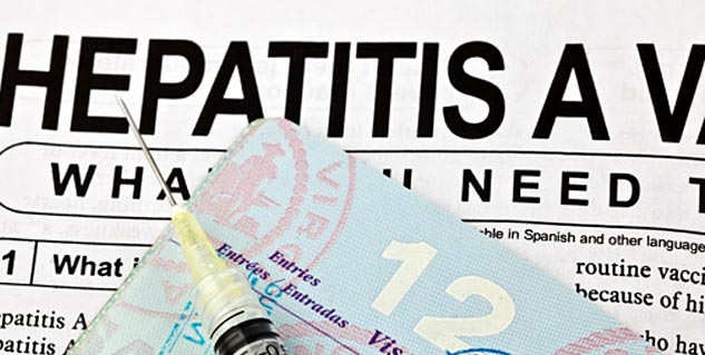 test of hepatitis