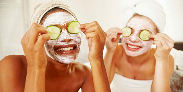 homemade face packs for dry skin