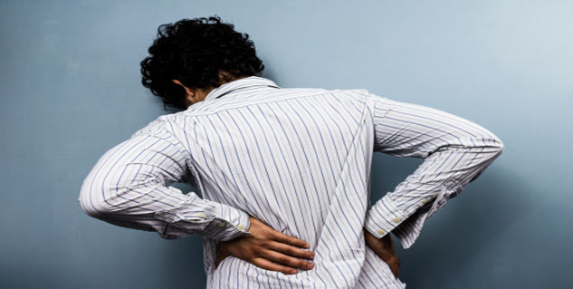 back pain reflexology