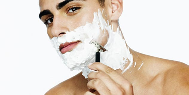 shaving for men