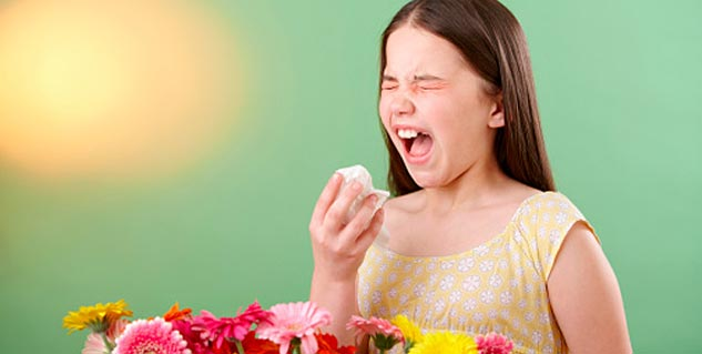 allergy in kids