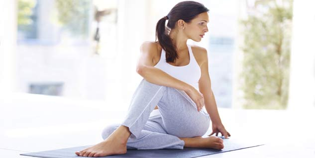 Yogaasan to beat menstrual pain