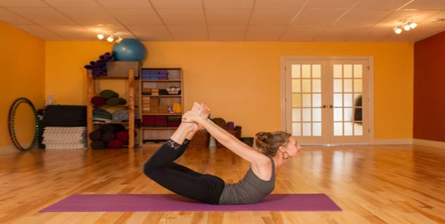 yoga for menstrual pain