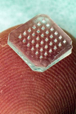 wearable patch that can detect diseases