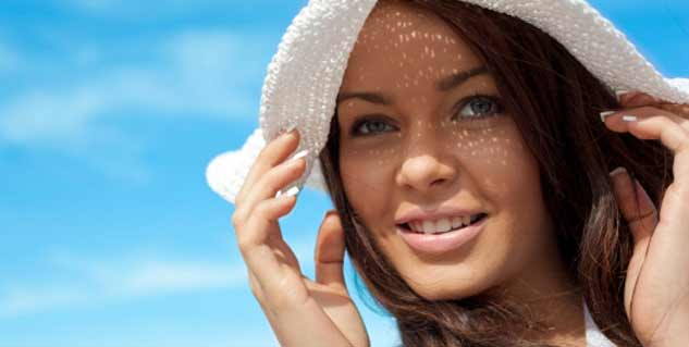 skin care in summer