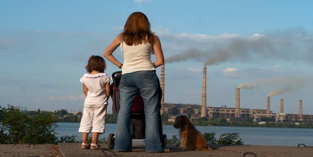 Air Pollution is Dangerous for Heart