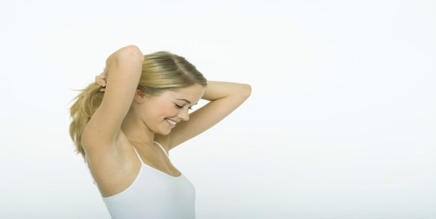 armpit sweat remedy