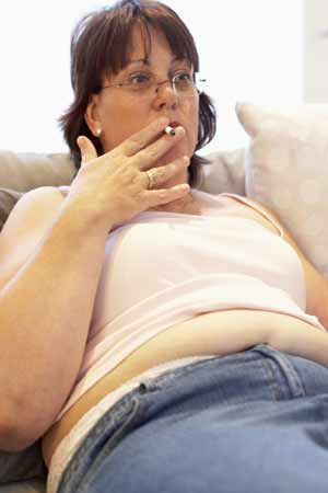 Obesity is More Dangerous Than Smoking