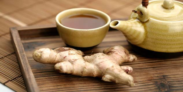 Ginger Tea in Hindi