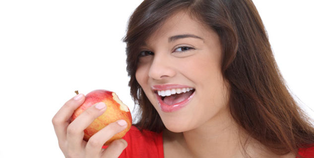 Eat An Apple Daily in Hindi