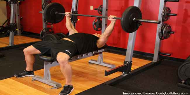 How To Do The Basic Bench Press
