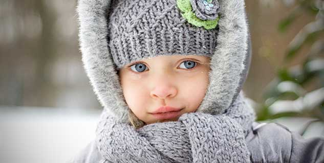 Kids Healthy During Winter in Hindi