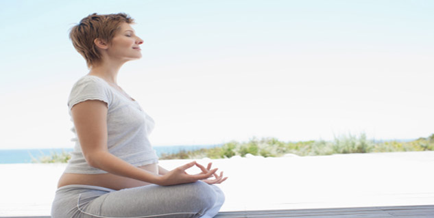 Pranayama Yoga improves breathing
