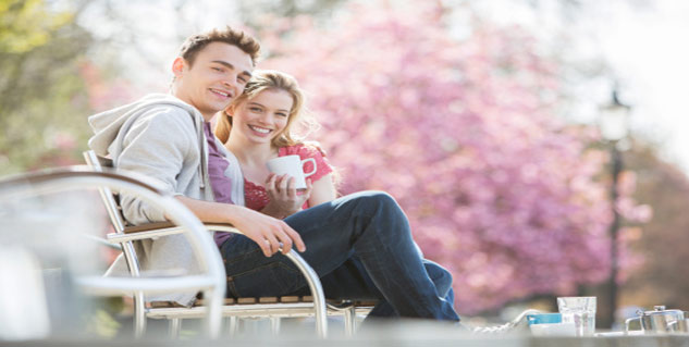 How much time should couples spend together when dating