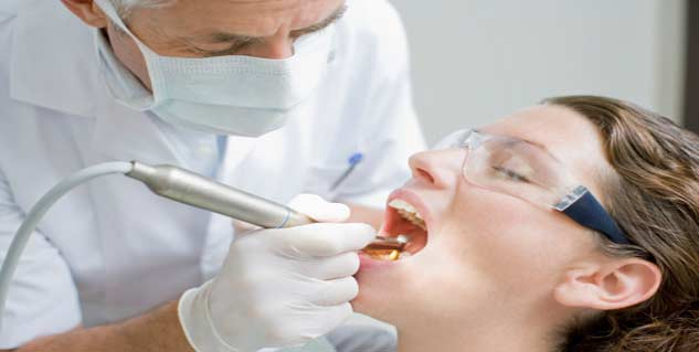 tooth discoloration treatment