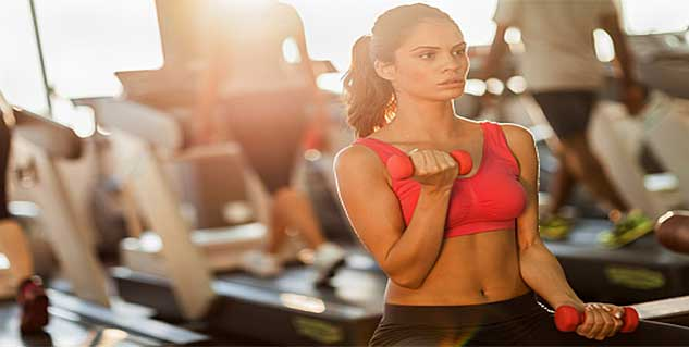Body Building For Women in Hindi