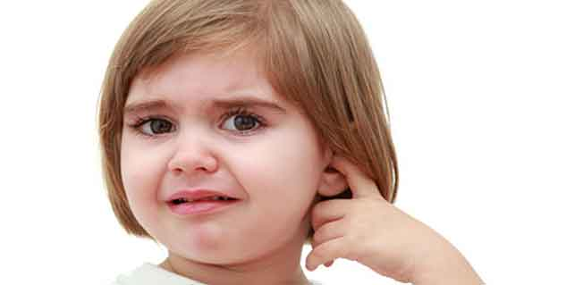 Middle Ear Infection in Children