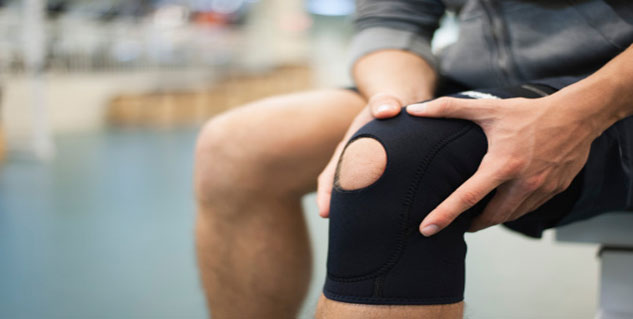 knee sprain treatment