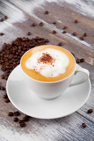 Decaffeniated Coffee Healthy For Liver