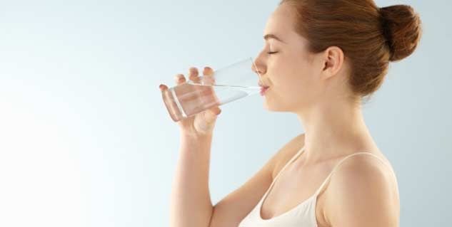You are Drinking Pure Water in Hindi