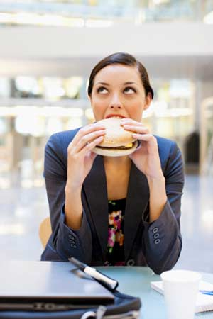 Office Munching Can Cause Obesity