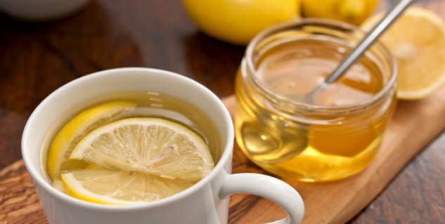 Honey and Lemon in Hindi
