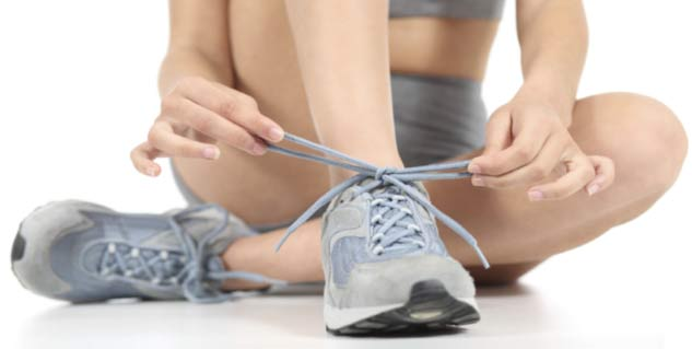 Choosing Workout Shoes in Hindi
