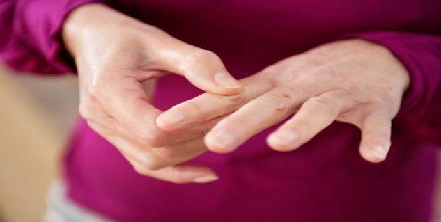 arthritis pain in hand