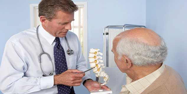 Symptoms of Osteoporosis in Hindi