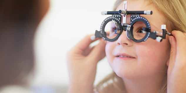 Children Eyesight