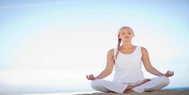 Regular yoga practice can control the complications of diabetes