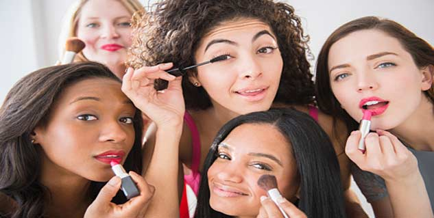 Harmful Makeup Habits