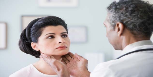 thyroid check up in hindi