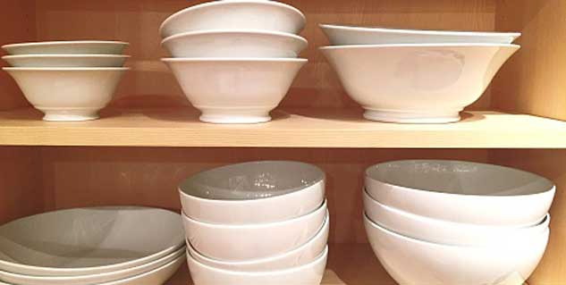 Benefits of eating in quality dinnerware