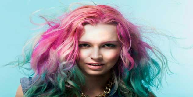 Hair Colour in hindi