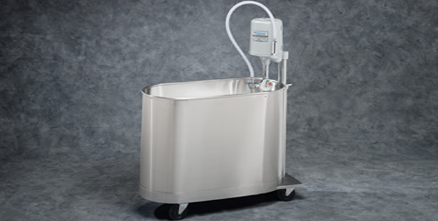 Whirlpools for woundcare