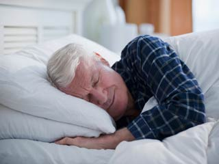 Meditation can help older adults get better sleep