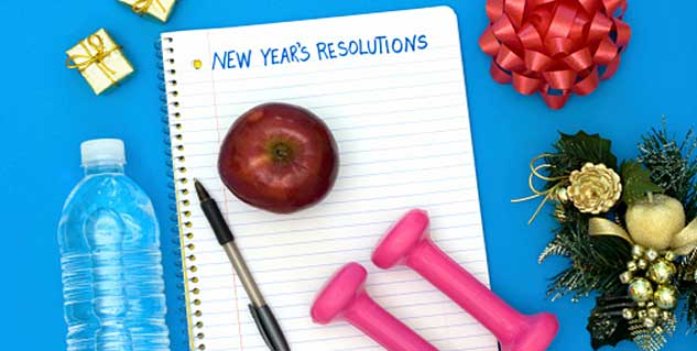 Fitness This New Year in Hindi