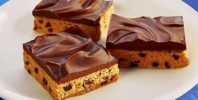 butter chocolate bars